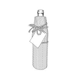 Ochrona szklanych opakowań