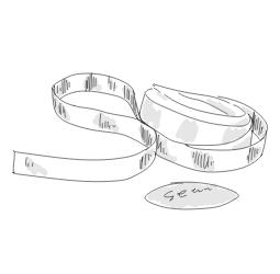 Personalizowane wstążki i stickery