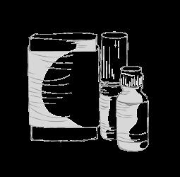 Produkty do pakowania kosmetyków